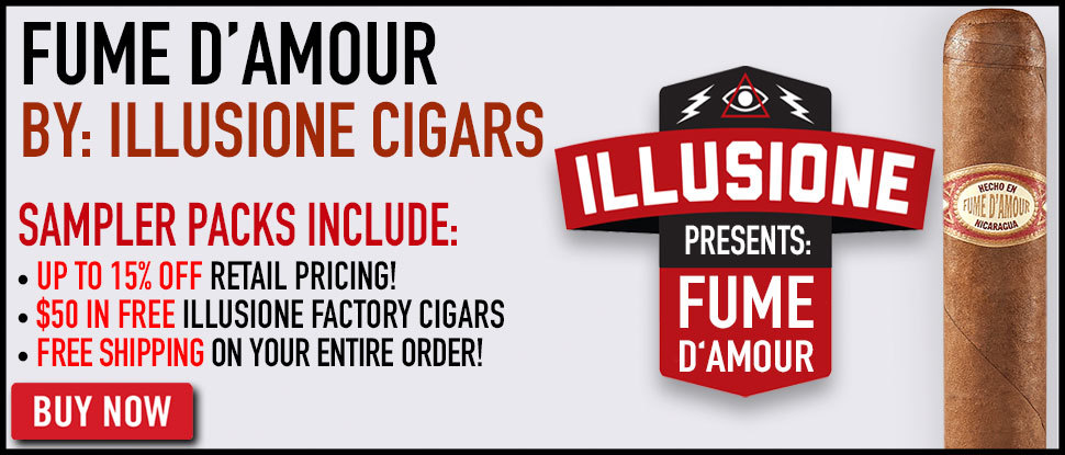 93-Rated Fume De Amour By Illusione!