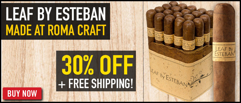 30% OFF Leaf by Black Label and RoMa Craft!