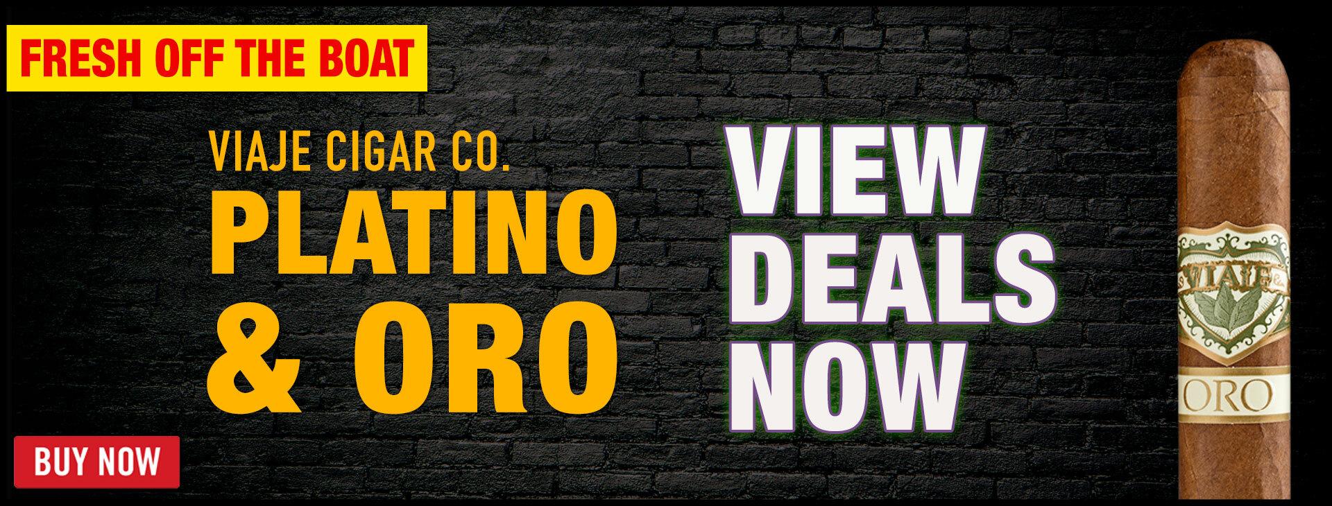 Rare Viaje Oro & Platino 2021 Releases