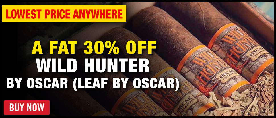 30% OFF Wild Hunter By Oscar