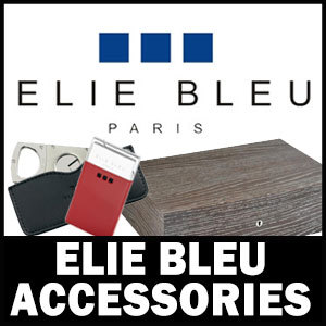 Elie Bleu Cigar Accessories