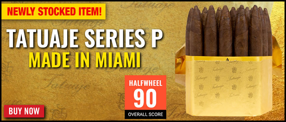 Tatuaje Series P Miami