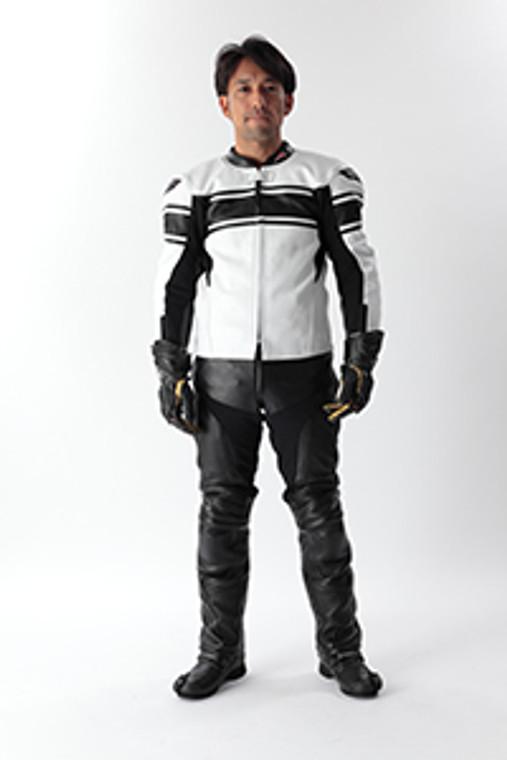 Custom hand made leather pants