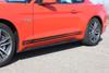 driver 2015 Ford Mustang Rocker Panel Stripes 2015 2016 2017 BREAKUP