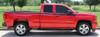 profile 2017 Chevy Silverado Upper Stripes ACCELERATOR 2014-2018