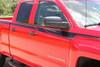 passenger 2017 Chevy Silverado Upper Stripes ACCELERATOR 2014-2018