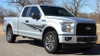 front of silver 2020 Ford F150 Graphics Package APOLLO 2015 2016 2017 2018 2019 2020