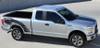 passenger side of 2020 F150 Ford Truck Side Stripes TORN 2015 2016 2017 2018 2019 2020