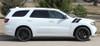 profile view of RT, GT, SRT Dodge Durango Fender Stripes DOUBLE BAR 2011-2021