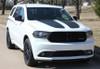 front angel of 2018 Dodge Durango Hood Graphics PROPEL HOOD 2011-2020 2021