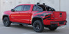 driver side GMC Canyon Side Stripe Decals ANTERO 2015-2021
