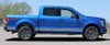 side of 2021 Ford F150 Side Stripes 15 150 ROCKER 2 2015-2021