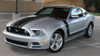 front Side and Hood Stripes for Ford Mustang PRIME 1 2013-2014
