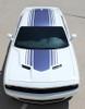 top Dodge Challenger Shaker Style Stripes SHAKER 2015-2021