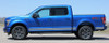 side of blue 2021 Ford F150 Decals 15 150 ROCKER 1 2015 2016 2017 2018 2019 2020