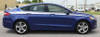 profile of TOPSIDE : 2013-2018 Ford Fusion Upper Body Line Striping Kit