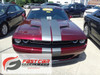 front of red 2019 Challenger Rally Racing Stripes 15 CHALLENGE RALLY 2008-2020
