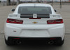 rear view of Camaro Race Stripes CAM SPORT Package 2016 2017 2018