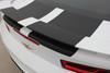 close up rear Camaro Race Stripes CAM SPORT Package 2016 2017 2018