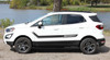 profile of Ford EcoSport Vinyl Graphics FLYOVER KIT 2018-2020