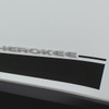 close up of Jeep Cherokee Graphics BRAVE 2014-2017 2018 2019 2020 2021