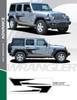 flyer for 2020 Jeep Wrangler Side Stripes ADVANCE SIDE KIT 2018-2020 2021