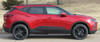 side of BLAZE ROCKER   2019-2021 Chevy Blazer Stripes