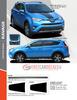 RAVAGE SIDES | 2018 Toyota Rav4 Side Stripes 2016 2017 2018