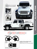 flyer for ALPHA STAR SIDE : 2020 Jeep Gladiator Side Stripes Kit 2020-2021
