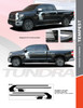 flyer for 2015-2021 Toyota Tundra Door Side Stripes TEMPEST