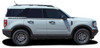 profile of 2021 Ford Bronco Side Stripes LINEAR SIDE 2021 and up All Models