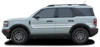 profile of NEW 2021 Ford Bronco Stripe Packages REVIVE SIDE 2021+ All Models