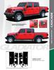 install info for 2020-2021 Jeep Gladiator & 2018-2021 Wrangler Hood Decals CASCADE