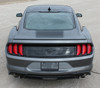 rear of 2021 Ford Mustang Stripes SUPERSONIC KIT SOLID 2018 2019 2020 2021