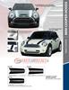 flyer for 2016-2020 Mini Cooper Hood Stripes  CLUBMAN 16 HOOD 2016-2020