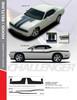 info for 2017 Dodge Challenger Body Line Stripes BELTLINE 2008-2021