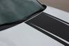 close up FAST! Dodge Challenger Hood Stripes CUDA STROBE 2008-2021
