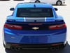 rear view 2016 2017 2018 Chevy Camaro Center Wide Stripes HERITAGE KIT