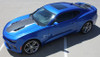 driver side 2016 2017 2018 Chevy Camaro Center Wide Stripes HERITAGE KIT