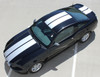 top front 2013-2014 Ford Mustang Racing Stripes Decals THUNDER KIT