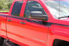 passenger side High Country Chevy Silverado Z71 Stripes 2014-2018 ACCELERATOR
