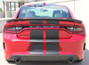 rear of 2020 Dodge Charger R/T Racing Stripes N CHARGE RALLY 15 2015-2021