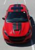 front top 2016 Dodge Dart GT Stripes SPRINT RALLY GT 2013 2014 2015 2016