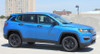 side of blue 2019 Jeep Compass Decals ALTITUDE 2017 2018 2019 2020 2021