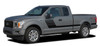 side of Ford 2019 F150 Graphics Package LEADFOOT 2015-2020