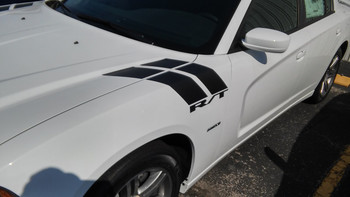 fender of 2018 Charger Fender Stripes CHARGER 15 DOUBLE BAR 2011-2020