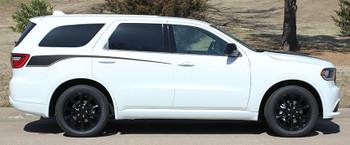 profile of 2019 Dodge Durango Side Stripes PROPEL SIDE KIT 2011-2020
