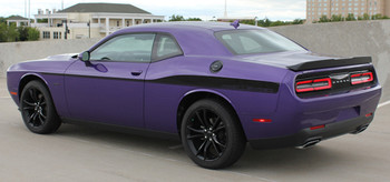 rear 2018 Dodge Challenger Body Stripes ROADLINE 2008-2020
