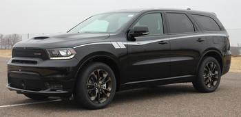 side of 2020 Dodge Durango Side Stripes