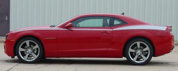 profile 2009-2015 Chevy Camaro Upper Body Stripes LEGACY